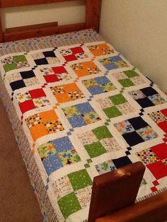 riley blake autism quilt
