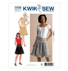 K3152, Tops & Skirts
