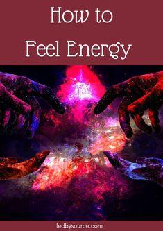 Simple techniques to help you start feeling prana energy and work with your hand chakras. Energy Healing Spirituality, Reiki Energy, Spiritual Health, Meditation Crystals, Chakra Meditation, Chakra Healing, Meditation Music, Healing Light, Psychic Development
