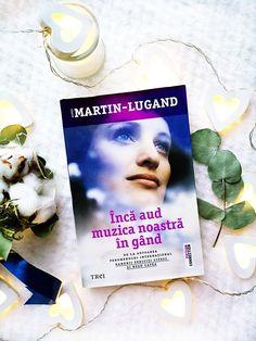 Recenzie carte: Încă aud muzica noastră în gând de Agnes Martin-Lugand – Martini, My Books, Reading, Cover, Reading Books, Martinis