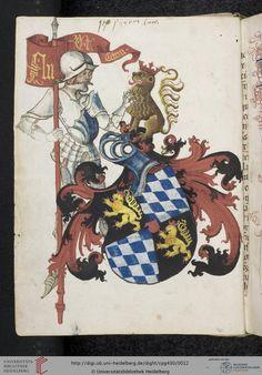 Cod. Pal. germ. 430 Hans Lecküchner Kunst des Messerfechtens — Nordbayern (Nürnberg?), um 1478  Seite: 1v Zitierlink: i http://digi.ub.uni-heidelberg.de/diglit/cpg430/0012