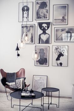 Chair inspiration so you always know how to use them in your home decor  www.essentialhome.eu/blog   #midcentury #architecture #interiordesign #homedecor