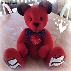 Memory Bears, Dinosaur Stuffed Animal, Teddy Bear, Memories, Toys, Animals, Animales, Souvenirs, Animaux
