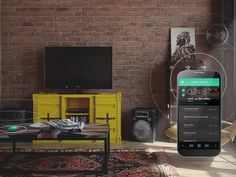 ROCKI Wifi Music System, From Every Phone, To All Speakers by ROCKI — Kickstarter
