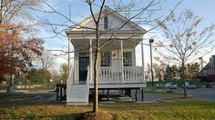 544 Square Foot Katrina Cottage Costs 29 000 To Build