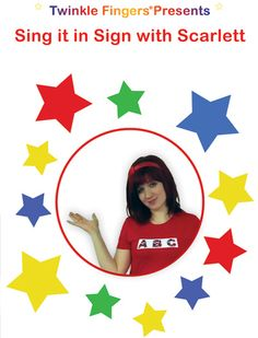 Twinkle Fingers (formerly know as Sign Hear), bringing British Sign Language to hearing people. Sign Language Book, Sign Language For Kids, British Sign Language, Bsl, Twinkle Twinkle, Singing, Presents, Songs, Learning