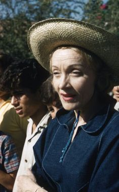 Marlene Dietrich in Israel, 1960