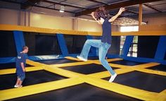 Groupon - Two Hours of Trampoline Jump Time for Two or Four at Great Jump Sports (Up to 55% Off). Groupon deal price: $22.00