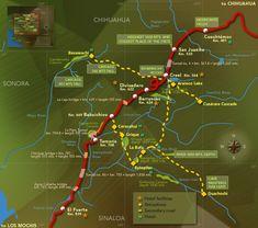 Chepe - Ferrocarril Barrancas del Cobre - Copper Canyon. Planning/budgeting Mexico trip