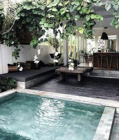 "741 Likes, 12 Comments - HENDRIX & HARLOW - Official (@hendrixandharlow) on Instagram: ""Indoor outdoor perfection. #hhoutdoorinspo #poolsidevibes #weekendstyle"""