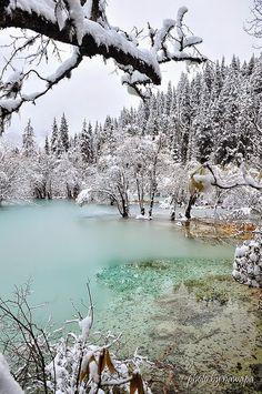 Beautiful winter (China)