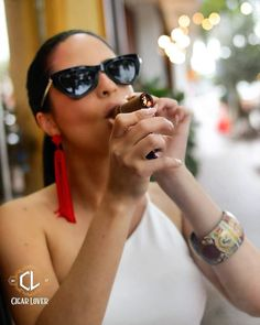 Cigars & Whiskeys — 🔥💨💋   #Sotl  #SisterOfTheLeaf  #SotlSaturdays   📸:... Cigar Smoking, Cigars, Birthday Wishes, Whiskey, Lady, Scotch, Women, Hobbies, Whisky