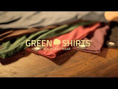 Organic Fair Trade Clothing & Eco Fashion Onlineshop | GREEN SHIRTS http://www.green-shirts.com/
