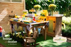 c553b8afb57 decoração-festa-infantil-menino-ao-ar-livre