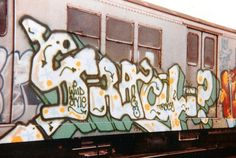 Every Friday we feature someone old or new, traditional or unconventional, active or not, and so on. This week's spotlight is on Tracy Every Frid. Nyc Subway, Subway Art, Famous Graffiti Artists, Trip The Light Fantastic, Wildstyle, Academic Art, Going Home, Old School, Street Art
