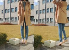 with Vivid Double Long Jacket http://www.styleonme.com/shop/view.php?index_no=28607