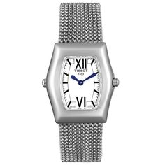 Tissot Women's T08118753 T-Win Collection Two-Faced Mesh Watch ** Wow! I love this. Check it out now! (This is an amazon affiliate link. I may earn commission from it)