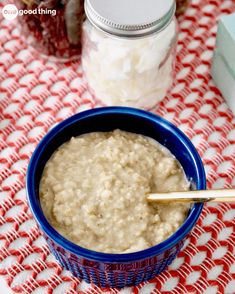 Need Breakfast In A Hurry? Make These Easy Instant Oatmeal Packets · One Good Thing by Jillee The Oatmeal, Best Oatmeal, Food Out, Food To Go, Diy Pancake Mix, Homemade Instant Oatmeal, Elimination Diet Recipes, Oatmeal Packets, Instant Recipes