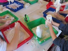 Elephant toothpaste by Teach Preschool