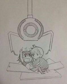 ❤ Hatori x Chiaki