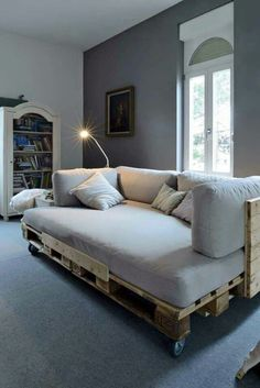 Amazing palletbed
