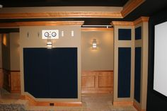 DH Custom Home Theater in Chesterfield. MO