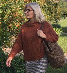 Rusty Tweed, Turtle Neck, Sweaters, Fashion, Threading, Art, Moda, Fashion Styles, Pullover