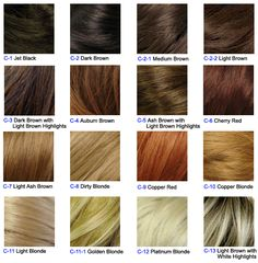 matrix permanent socolor hair color chart | Click image to enlarge…