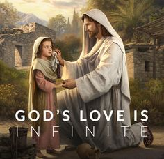 """""""God's love is infinite and it will endure forever, but what it means for each of us depends on how we respond to His love."""" From #ElderChristofferson's pinterest.com/pin/24066179231170827 inspiring #LDSconf facebook.com/223271487682878 message lds.org/general-conference/2016/10/abide-in-my-love. Learn more facebook.com/LordJesusChristpage and #passiton. #ShareGoodness"""