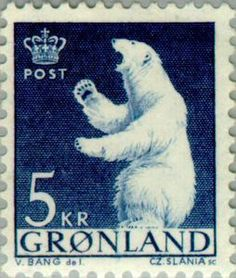 Greenland stamp #QuarkLovesGreenland www.quarkexpeditions.com/GreenlandContest