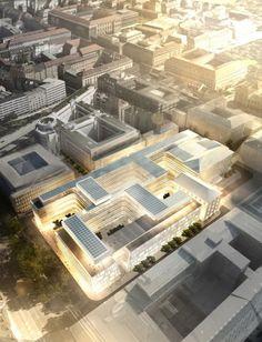 Siemens Headquarters / Henning Larsen Architects
