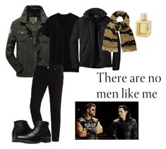 """""""Loki-Themed Outfit"""" by ponylver ❤ liked on Polyvore featuring Uniqlo, Nunn Bush, Outdoor Research, Raey, Stefano Ricci, men's fashion and menswear"""