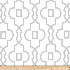 Two 96L x 50W Custom Curtain Panels Geometric by onlylinens