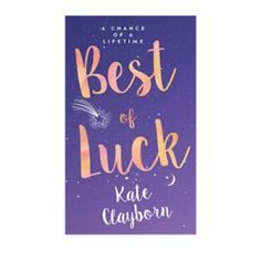 Amazon has the Best of Luck (Chance of a Lifetime Book 3) marked down from $17.99 to $2.99 and it ships for free with your Prime Membership or any $25 purchase. That is 94% off the retail price! Find more Amazon deals here >> Prices change frequently, so this deal may expire at any time.…