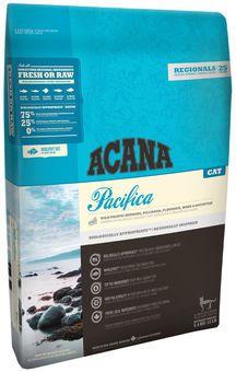 Acana Pacifica 5 4kg Kuivtoit Kassidele Kassidele