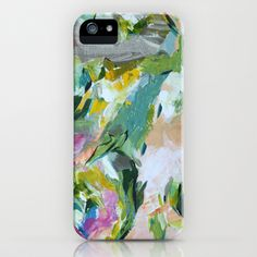 Bouquet iPhone & iPod Case by Jenny Vorwaller - $35.00
