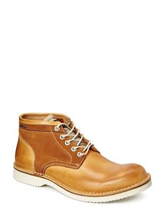 G-Star Raw Footwear Garret Ii Burroughs Leather (Natural Leather & Suède)