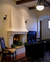 Spanish_Style_of_Santa_Barbara.  This is a beautiful fireplace!