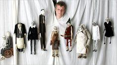 tim burton marionette puppet - Google Search