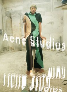David Sims for ACNE
