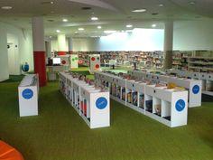 Sala Infantil #Bibliolloret @Bibliolloret
