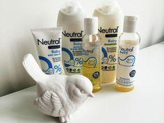 Neutral baby lijn (shampoo, badolie, zalf, huidolie)