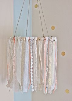 Everly B: DIY :: whimsical mobile
