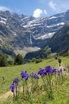 Cirque de Gavarnie ~ Hautes-Pyrénées