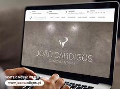 VISITE O NOVO WEBSITE : JOÃO CARDIGOS - CLÍNICA DENTÁRIA : www.joaocardigos.pt