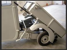 Piaggio Vespa, Vespa Lambretta, Vespa Vbb, Custom Trikes, Camper Van, Wheels, Cool Stuff, Scooters, Food Truck