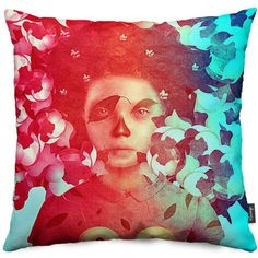 Not because it's mine but i think this artwork look pretty damn good on this cushion!:D..This and other beauties are available/ ready to purchase thorough Nuvango portal (http://nuvango.com/valentinabrostean) and that's not all! You might also be amazed how great those illustrations fit on t-shirts, phone cases, laptop cases and much more..Pretty cool stuff right?:)