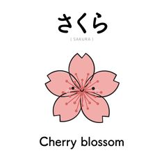 Korean Language 557742735103368902 - さくら // Sakura // Flor de Cerejeira Source by gribouillefofo Cute Japanese Words, Learn Japanese Words, Japanese Quotes, Japanese Phrases, Study Japanese, Japanese Culture, Learning Japanese, Learning Italian, Hiragana