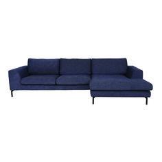 Sofa med chaiselong  Furninova