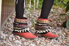 Etno Boots Folk Boots   #bohoboots #folk #folkboots #shoes #fashion #autumn #boots #hippie #boho #style #indianstyle #etno #etnoshoes #etnoboots  Boho New Leather Boots Nowe skórzane boho botki na sprzedaż/for sale  rozmiar 38/ size 38